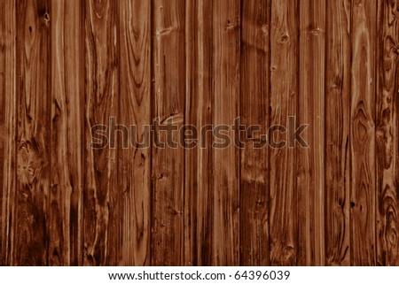 vintage wood panels - stock photo