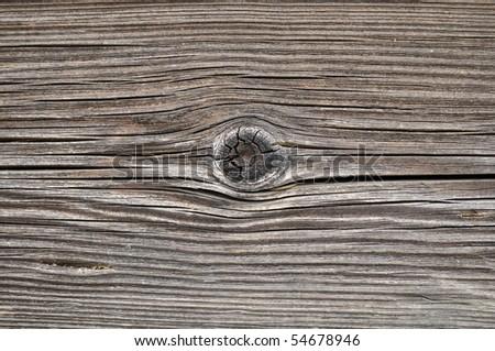 Vintage Wood Texture - stock photo