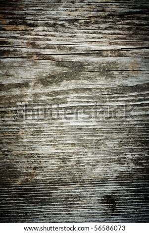 Vintage Wood Texture with space for text. - stock photo