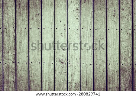 Vintage wood textures background - vintage filter
