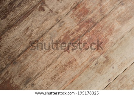 vintage wood weathered texture background - stock photo