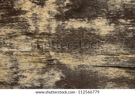 Vintage wooden surface - stock photo