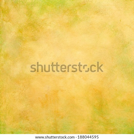 Vintage yellow texture background - stock photo
