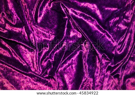 Violet color velvet abstract background
