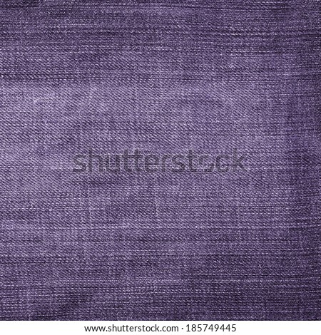 violet jeans fabric texture   - stock photo