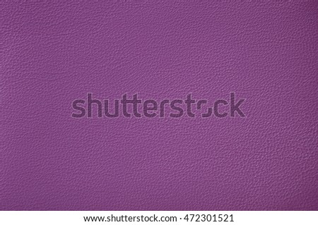Violet leather texture background