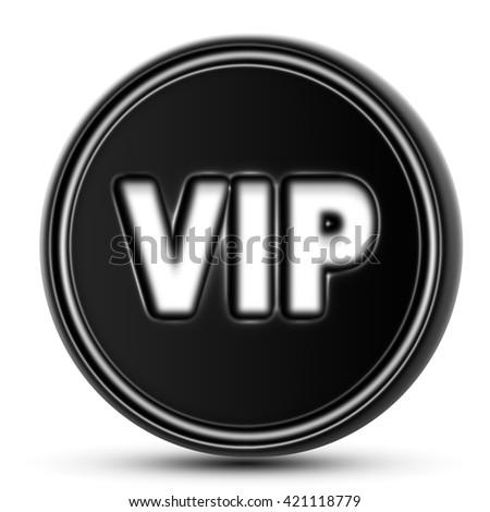 Vip - stock photo