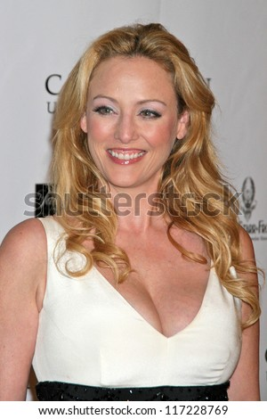 "Virginia Madsen at ""The Premiere"" gala. Chapman University, Orange, CA. 02-10-07"