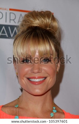 Virginia Williams at the Step Up Women Network 9th Annual Inspiration Awards, Beverly Hilton Hotel, Beverly Hills, CA 06-08-12 - stock photo