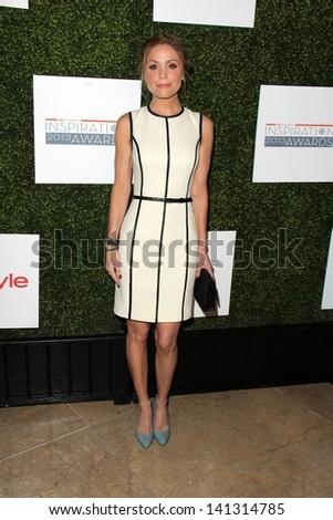 Virginia Williams at the 10th Annual Inspiration Awards Luncheon, Beverly Hilton Hotel, Beverly Hills, CA 05-31-13 - stock photo
