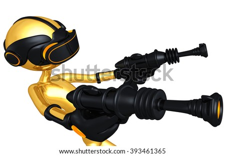 Virtual Reality VR Goggles Glasses Headset Device Concept Image - stock photo