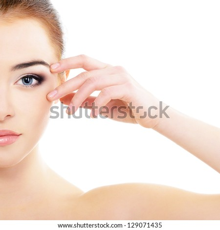 how to clean skin near nose