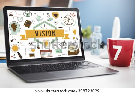 Vision Inspiration Motivation Thinking Think Concept