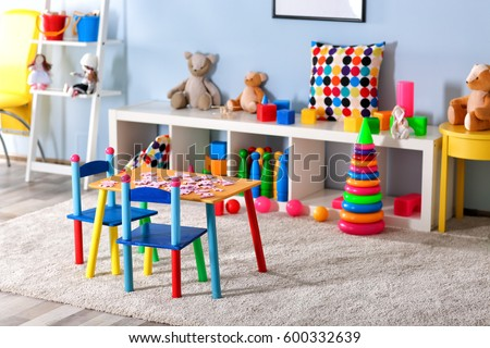 Kids Room With Toys kids room stock images, royalty-free images & vectors | shutterstock