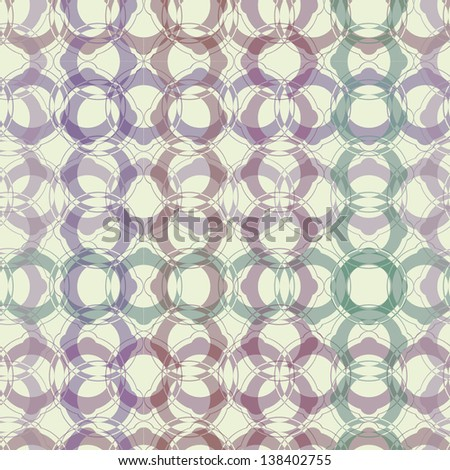 Vivid repeat map - For easy making seamless pattern use it for filling any contours - stock photo