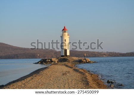 Vladivostok, Tokarevskaya lighthouse