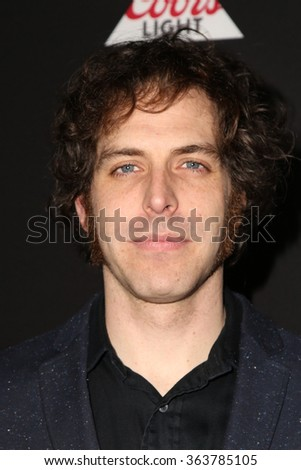 vLOS ANGELES - JAN 14:  Jonathan Krisel at the Baskets Red Carpet Event at the Pacific Design Center on January 14, 2016 in West Hollywood, CA - stock photo