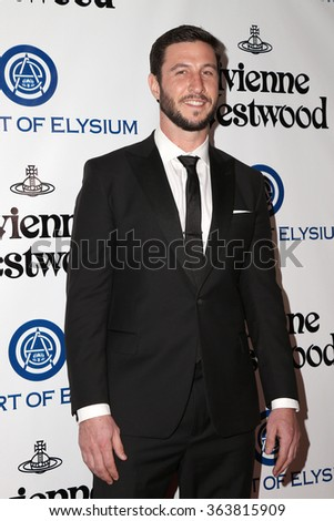 vLOS ANGELES - JAN 9:  Pablo Schreiber at the The Art of Elysium Ninth Annual Heaven Gala at the 3LABS on January 9, 2016 in Culver City, CA