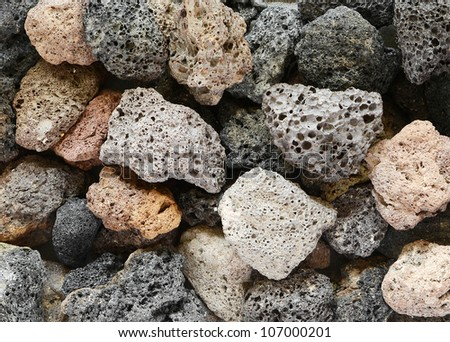 Pumice stone stock images royalty free images vectors for Lava rock pavers