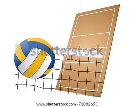Volleyball elements