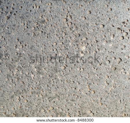 vulcanic bazalt stone texture - stock photo