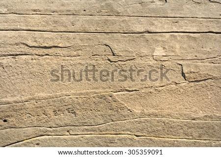 vulcanic grungy stone background - stock photo