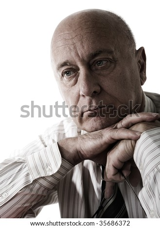 Waiting to retiree - stock photo