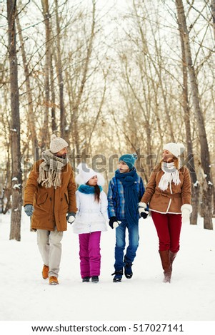 Walk of family