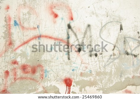 wall. abstract background - stock photo