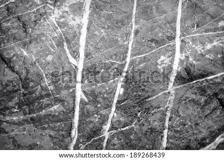 Wall background (black and white) - stock photo