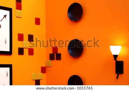 wall design - interior decorating