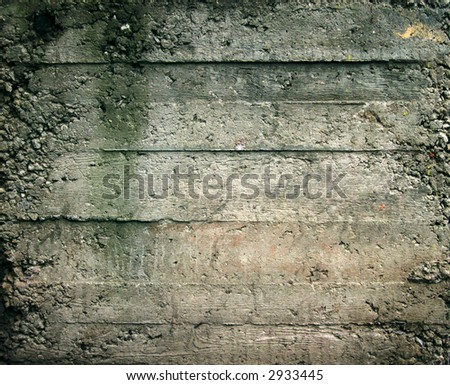 Wall Distressed - stock photo