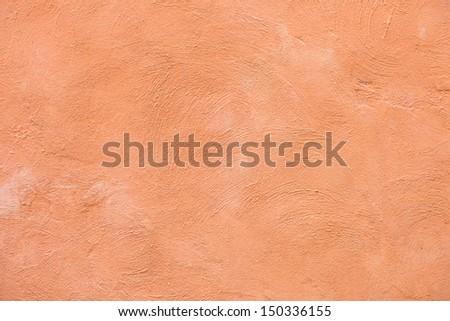 Wall made by Italian style  - stock photo