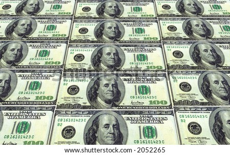 Wall of Money, background, screen-saver