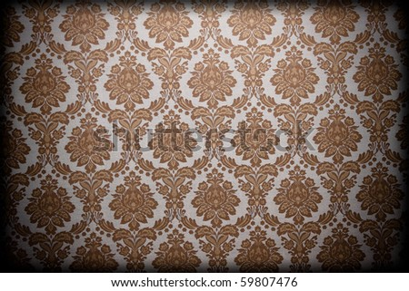 Wall paper. - stock photo
