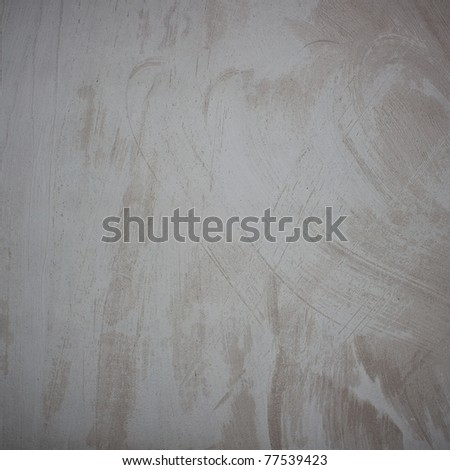 Wall plaster texture for background - stock photo