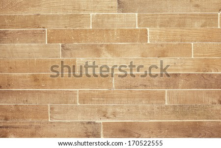 wall texture of wooden planks - stock photo