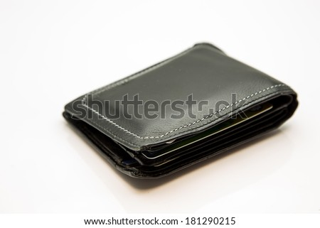 Wallets for Men In addition to the money, but also for credit card and other documents as well.