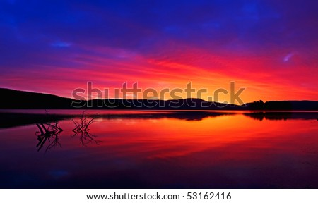 wallpaper abstract background; bulgarian nature beauty - stock photo