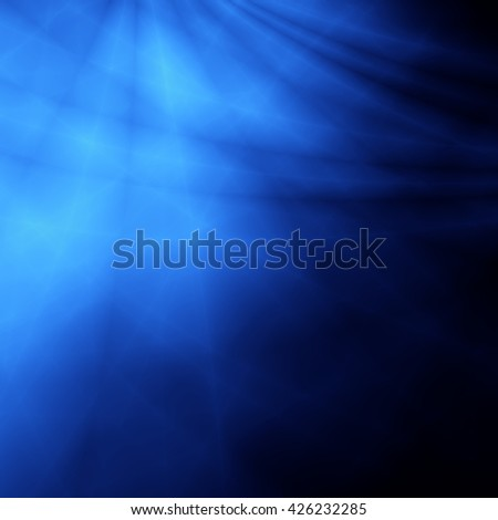 Wallpaper graphic design abstract blue storm background - stock photo