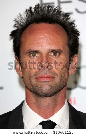 "Walton Goggins at the ""Lincoln"" Closing Night Gala at AFI FEST 2012, Chinese Theater, Hollywood, CA 11-08-12"