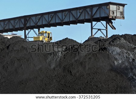 warehouse coal mine