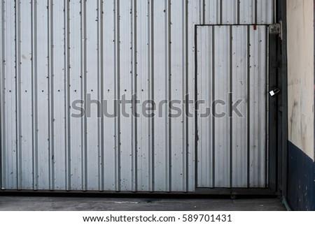warehouse door & Warehouse Door Stock Images Royalty-Free Images \u0026 Vectors ...