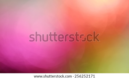 Warm abstract background - stock photo