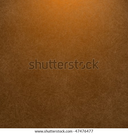 warm brown background or paper - stock photo