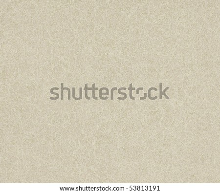 Warm Grey Handmade Paper with fine fibers - stock photo