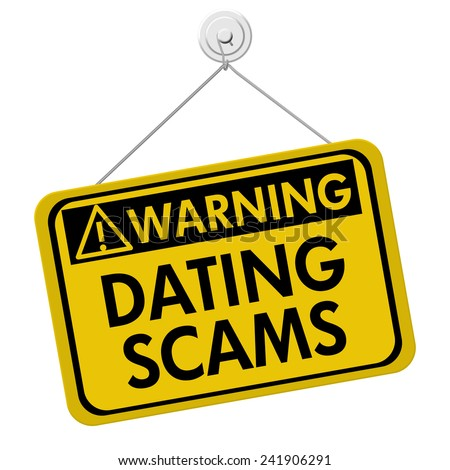 Signs of online dating scams