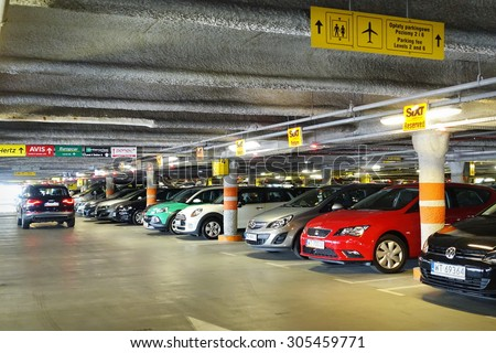 Chopin Airport Warsaw Car Rental