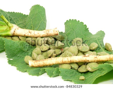 wasabi Snack nuts