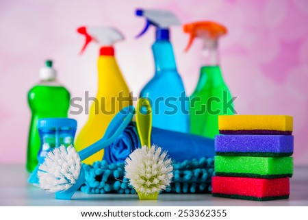 Washing, cleaning concept